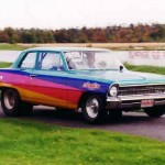 Mike Cleary's '66 Chevy II SS I/A 327/275 ET 10.61 at 125 mph